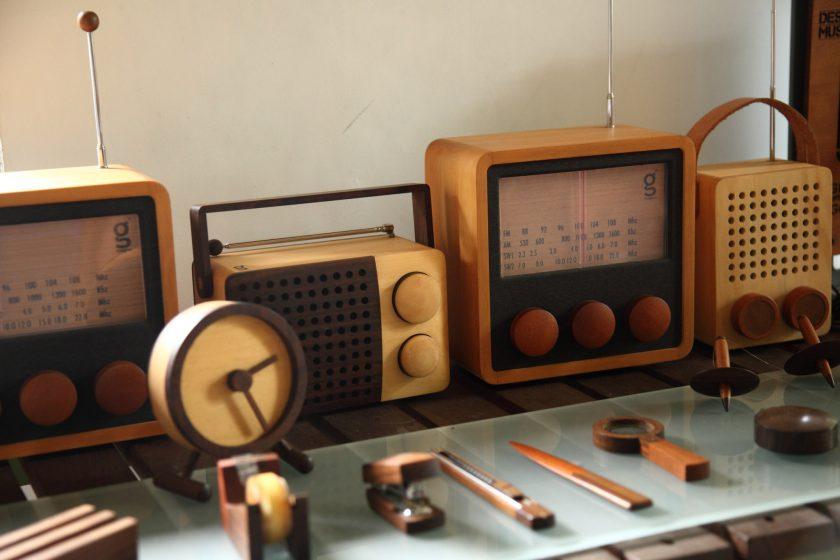 La Wooden Radio de Magno